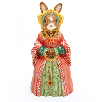 Jane Seymour DB308 - Royal Doulton Bunnykins