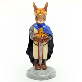 King Arthur DB304 - Royal Doulton Bunnykins