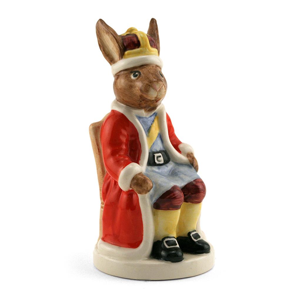 King John DB45 - Royal Doulton Bunnykins