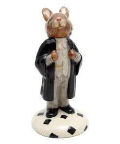 Lawyer Bunnykin DB214 - Royal Doulton Bunnykins