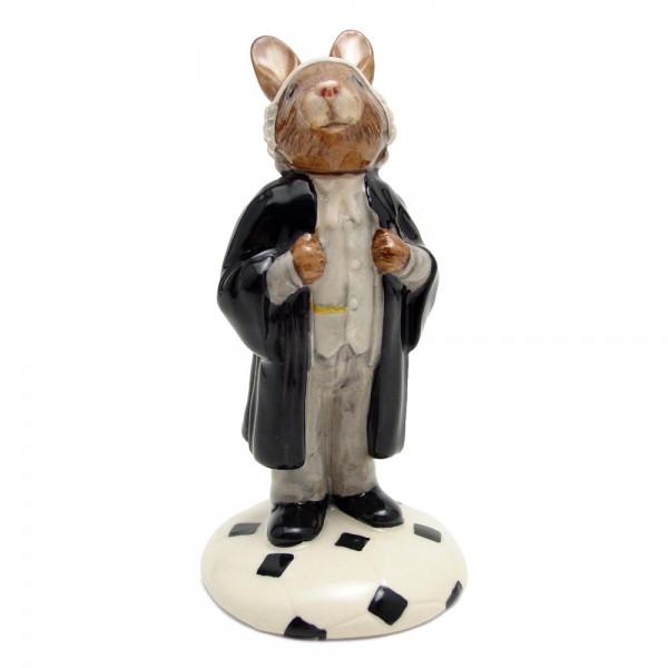 Lawyer Bunnykin DB214 - Royal Doulton Bunnykins
