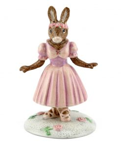 Little Ballerina DB426 - Royal Doulton Bunnykins