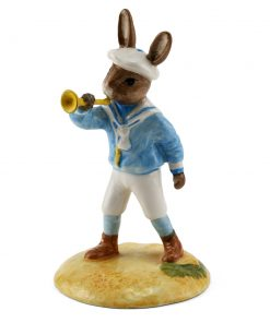 Little Boy Blue DB239 - Royal Doulton Bunnykins