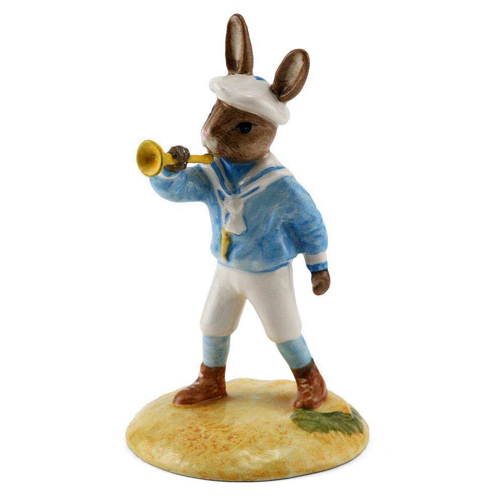 Little Boy Blue DB239 - Royal Doulton Bunnykins