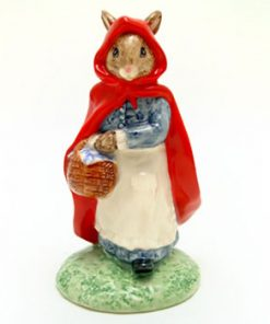 Little Red Riding Hood DB230 - Royal Doulton Bunnykins