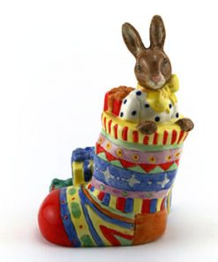 Little Stocking Filler DB421 - Royal Doulton Bunnykins