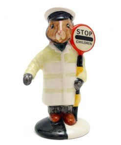 Lollipopman DB65 - Royal Doulton Bunnykins