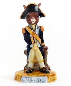 Lord Nelson DB365 - Royal Doulton Bunnykins