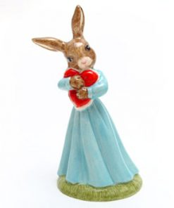 Love Heart DB288 - Royal Doulton Bunnykins