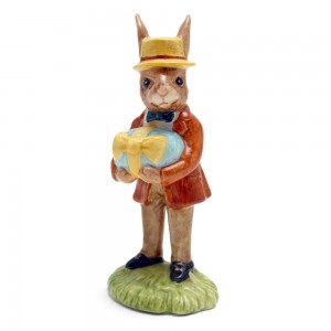 Mr. Bunnykins at the Easter Parade DB18 - Royal Doulton Bunnykins