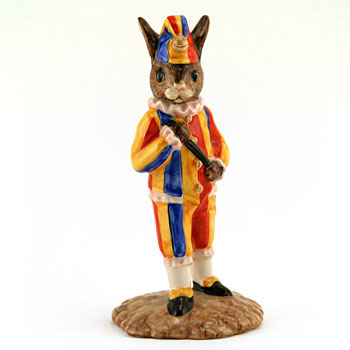 Mr. Punch DB234 - Royal Doulton Bunnykins