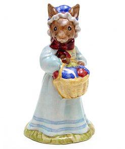 Mrs. Bunnykins Easter Parade DB19 - Royal Doulton Bunnykins
