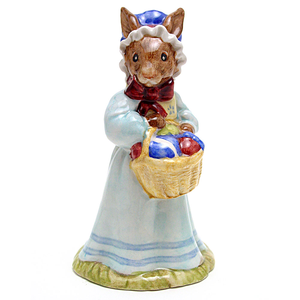 Mrs. Bunnykins Easter Parade DB19 - Royal Doulton Bunnykins