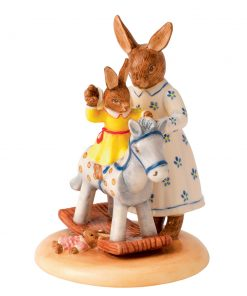 My Rocking Horse DB494 - 2012 Bunnykins of the Year - Royal Doulton Bunnykins