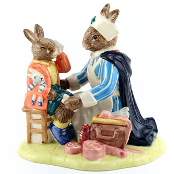 Nurse DB375 - Royal Doulton Bunnykins