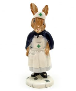 Nurse Green DB74 - Royal Doulton Bunnykins