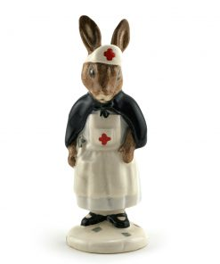 Nurse with Red Cross DB74 - Royal Doulton Bunnykins