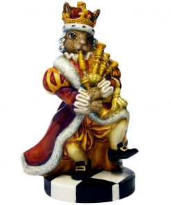 Old King Cole Bunnykins DB458 - Royal Doulton Bunnykins