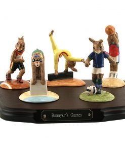 Olympic 6 pc. Set - Royal Doulton Bunnykins