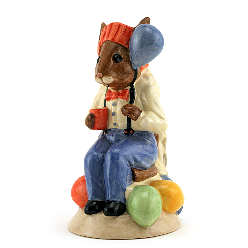 Party Time Toby Jug D7160 - Royal Doulton Bunnykins