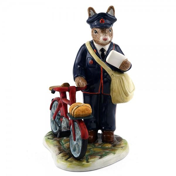Postman DB377 - Royal Doulton Bunnykins