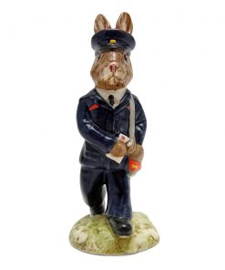 Postman DB76 - Royal Doulton Bunnykins