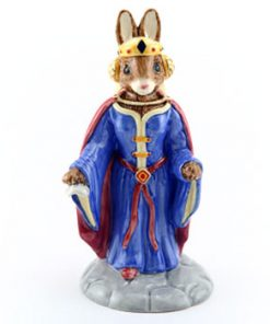 Queen Guinevere DB302 - Royal Doulton Bunnykins