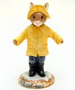 Rainy Day DB147 - Royal Doulton Bunnykins