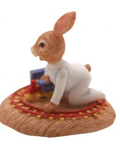 Resin Harry At Play DBR1 - Royal Doulton Bunnykins