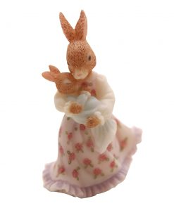 Resin New Baby DBR18 - Royal Doulton Bunnykins
