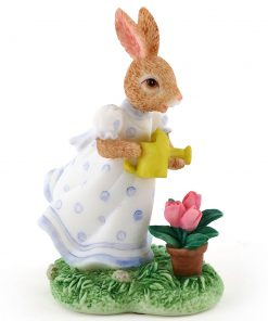 Resin Susan The Helper DBR4 - Royal Doulton Bunnykins