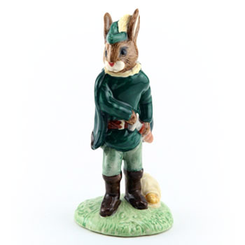 Robin Hood DB244 - Royal Doulton Bunnykins