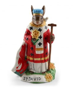 Saint David DB400 - Royal Doulton Bunnykins