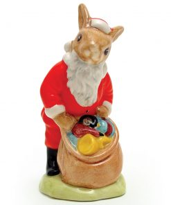 Santa Claus DB17 - Royal Doulton Bunnykins