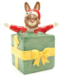 Santas Helper DB192 - Royal Doulton Bunnykins