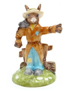 Scarecrow Bunnykins DB359 - Royal Doulton Bunnykins