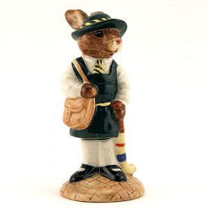 School Days DB57 - Royal Doulton Bunnykins