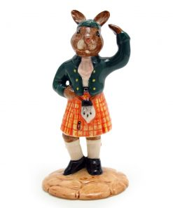 Scotsman DB180 - Royal Doulton Bunnykins