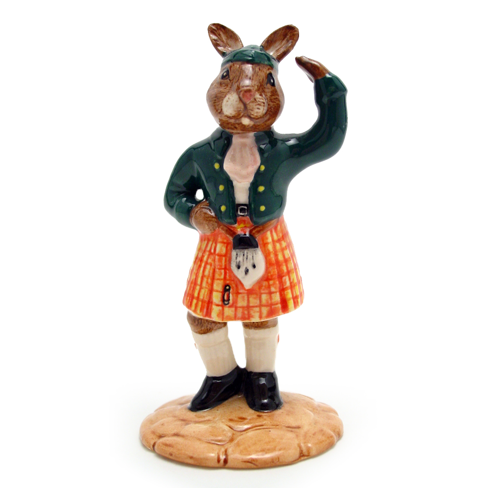 Scotsman DB180 - Royal Doulton Bunnykins