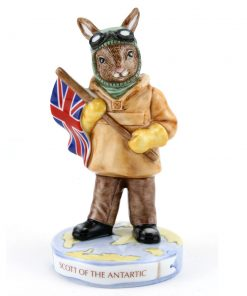 Scott of the Antarctic DB418 - Royal Doulton Bunnykins