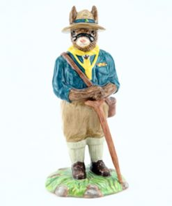 Scout Leader DB432 - Royal Doulton Bunnykins