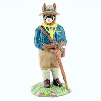 Scout Leader DB432 - Royal Doulton Bunnykins
