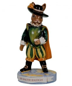 Sir Walter Raleigh DB416 - Royal Doulton Bunnykins