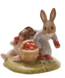 Strawberries DB277 - Royal Doulton Bunnykins