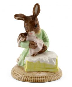 Sweet Dreams Baby DB276 - Royal Doulton Bunnykins