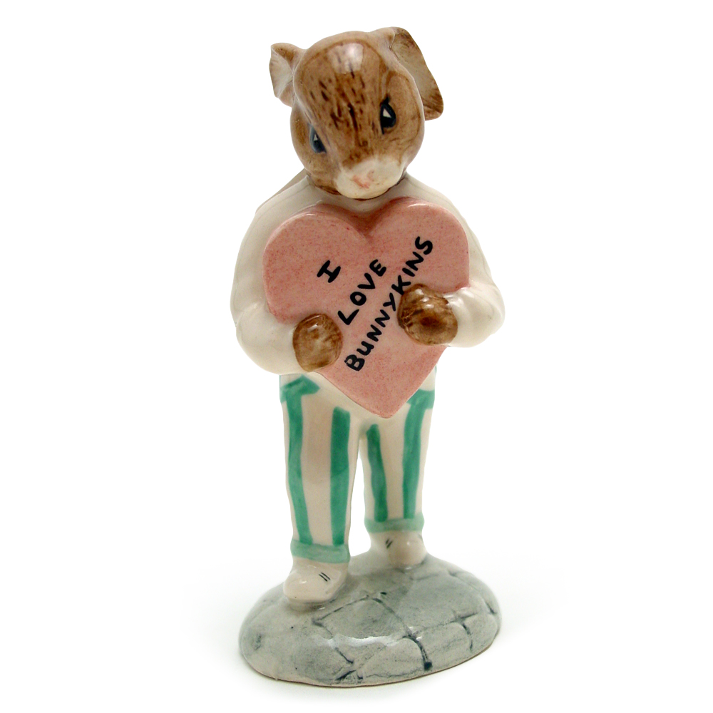 Sweetheart DB174 - Royal Doulton Bunnykins