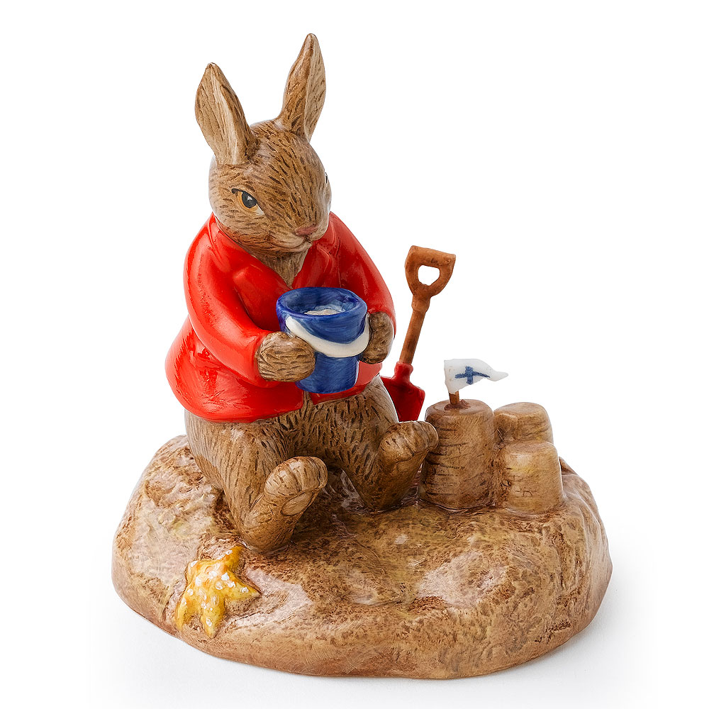 Tom Bunnykins DB493 - Royal Doulton Bunnykins