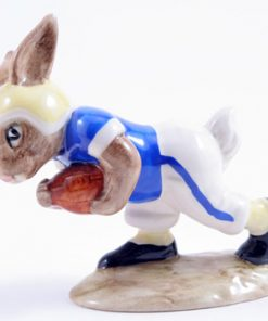 Michigan University DB97 - Royal Doulton Bunnykins
