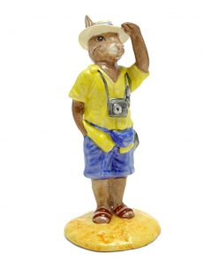 Tourist DB190 - Royal Doulton Bunnykins