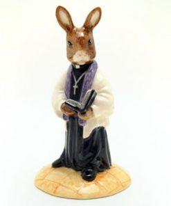 Vicar DB254 - Royal Doulton Bunnykins
